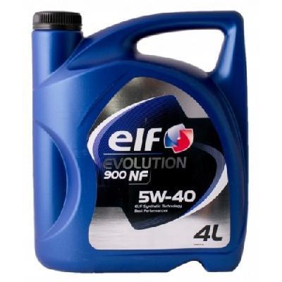 c52cae097ec ELF EVOLUTION 900 NF 5W40 5L, Elf. Sünteetiline mootoriõli kaasaegsetele ...
