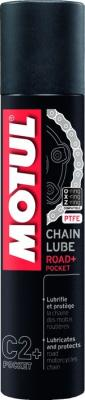MOTUL CHAIN LUBE ROAD + 100ML, Motul