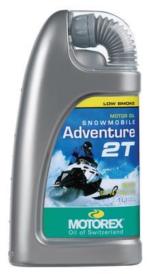 MOTOREX SNOWMOBILE ADVENTURE 2T 1L, Motorex