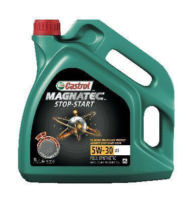 3f81c043a76 CASTROL MAGNATEC STOP-START A5 5W30 4L, Castrol. Kütusesäästlik  sünteetiline mootoriõli ...