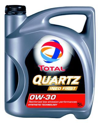 TOTAL QUARTZ INEO FIRST 0W30 5L, Total
