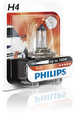 PHILIPS RALLY H4 12V 100/90W,