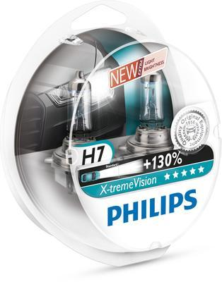 PHILIPS X-TREMEVISION +130% H7 12V 55W ,