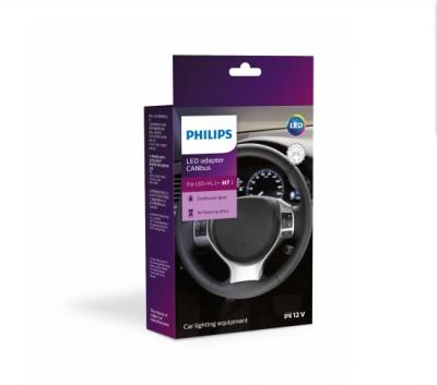 PHILIPS CANBUS TAKISTI H7 10W 2TK, Philips
