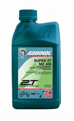 ADDINOL SUPER 2T MZ 406 SAE 40 1L, Addinol