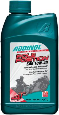 ADDINOL POLE POSITION 10W40 1L, Addinol