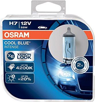 OSRAM COOL BLUE INTENSE H7,