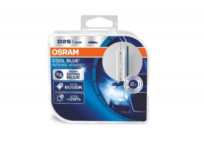 OSRAM XENARC COOL BLUE INTENSE D2S 2TK , Osram
