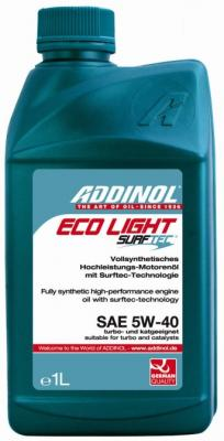 ADDINOL Eco Light  SAE 5W-40  1L, Addinol