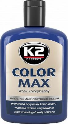 K2 COLOR MAX VÄRVIVAHA SININE 200ML, K2