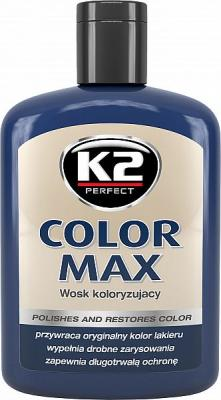 K2 COLOR MAX VÄRVIVAHA TUMESININE 200ML, K2