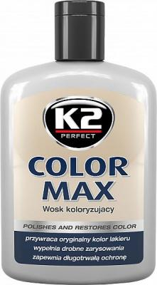 K2 COLOR MAX VÄRVIVAHA HÕBEHALL 200ML, K2