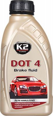 K2 DOT4 PIDURIVEDELIK 500ML, K2