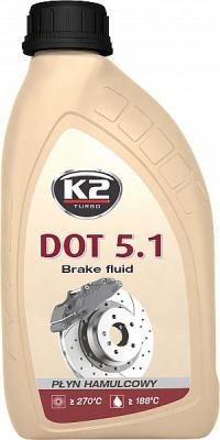 K2 DOT5.1 PIDURIVEDELIK 500ML, K2