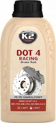K2 DOT4 RACING PIDURIVEDELIK 250ML, K2