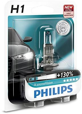 PHILIPS X-TREMEVISION +130% H1 12V 55W,