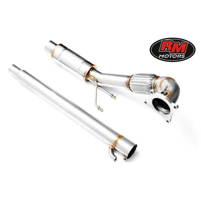 DOWNPIPE SEAT ALTEA XL + SILENCER 2.0 TFSI, Rm motors