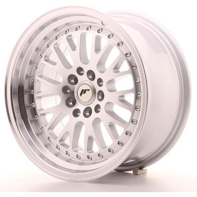 JAPAN RACING JR10 16X8 ET10 5X100/114 MACHINED SIL, Japan racing wheels