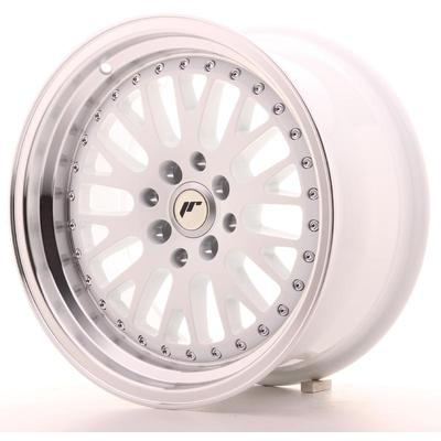 JAPAN RACING JR10 16X8 ET20 4X100/108 WHITE, Japan racing wheels