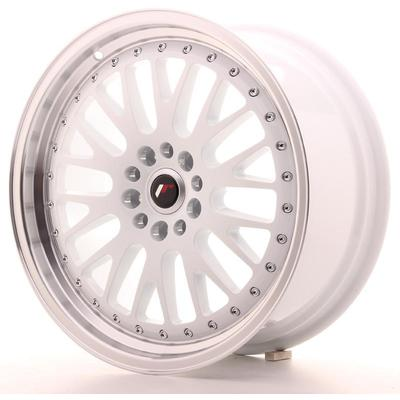 JAPAN RACING JR10 18X8,5 ET45 5X112/114 WHITE, Japan racing wheels