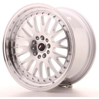 JAPAN RACING JR10 18X9,5 ET35 5X100/112 MACHINED S, Japan racing wheels