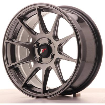 JAPAN RACING JR11 16X7 ET25 4X100 DARK HYPER B, Japan racing wheels