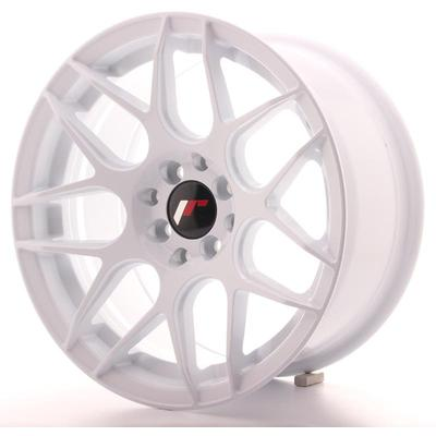 JAPAN RACING JR18 16X8 ET25 4X100/108 WHITE, Japan racing wheels
