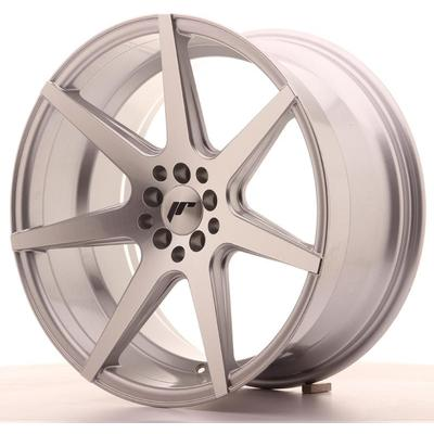JAPAN RACING JR20 19X9,5 ET35 5X100/120 SILVER MAC, Japan racing wheels