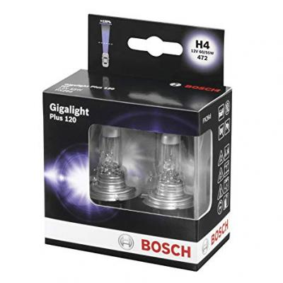 BOSCH GIGALIGHT PLUS 120 H4 12V 60/55W,